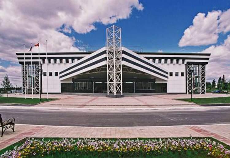 """Ледовый хоккейный центр """"Витязь"""""""