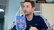 Илья Ковальчук в СКА