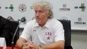 Милошf Ржига уволили с поста главного тренера СКА